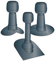 Коньковые вентиляторы