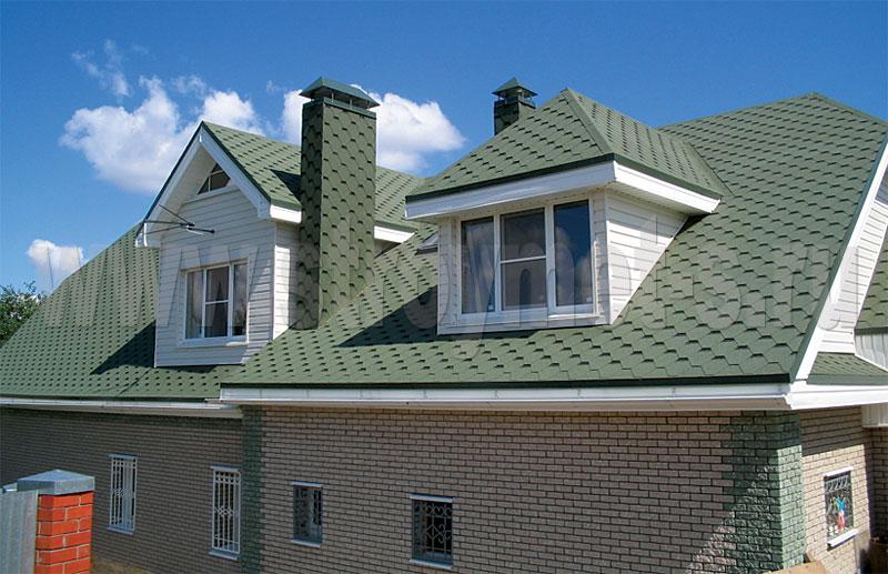 Какие бывают крыши фото