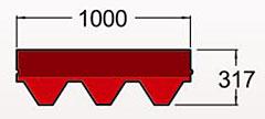 Мягкая кровля Roofshield Стандарт