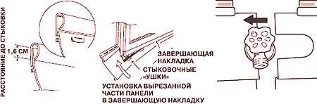 Установка сайдинга Mitten вокруг окон и дверей, установка вокруг приборов