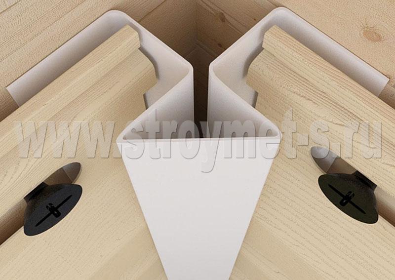 Монтаж сайдинга под бревно (блок хауса): цены, прайс лист ...