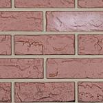 Фасадные панели Nailite серии Кирпичная кладка