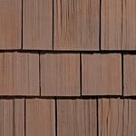 Фасадные панели Nailite серии Необработанный кедр
