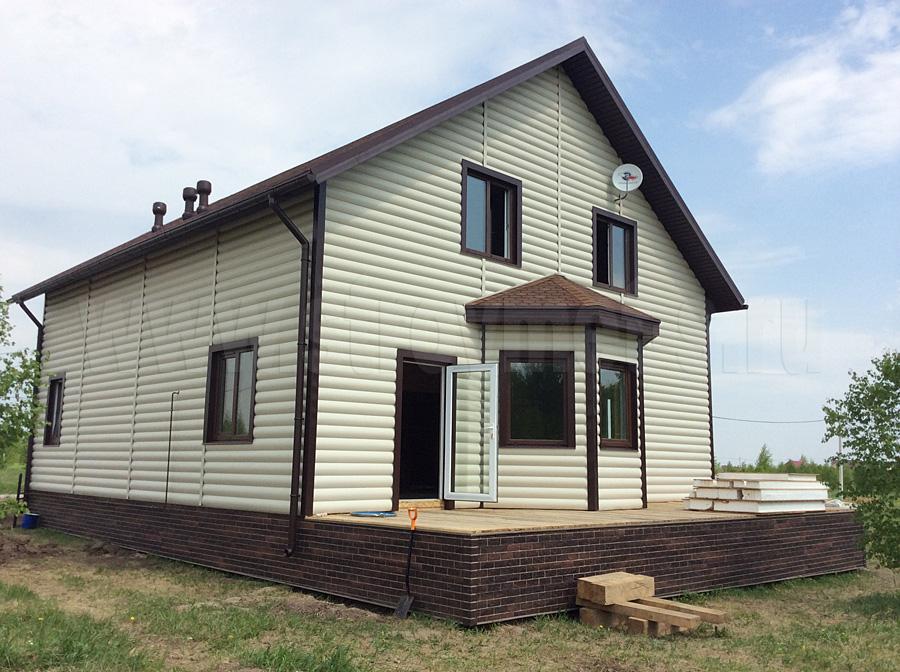 Устройство теплоизоляции деревянных домов