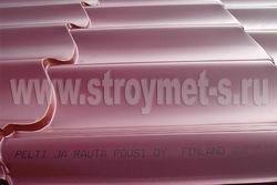 металлочерепица полиэстер