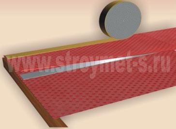 инструкция по монтажу гидроизоляции изовек д