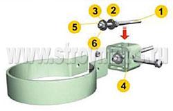 Монтаж водосливных труб на сайдинг